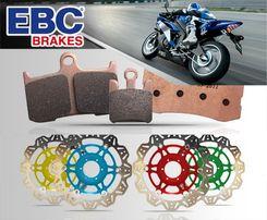 МОТО ТОРМОЗНЫЕ КОЛОДКИ/Диски для мотоцикла TRW/EBC/Braking/Ferodo. NEW