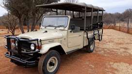 Fj 45 Land Cruiser Game Viewer for sale
