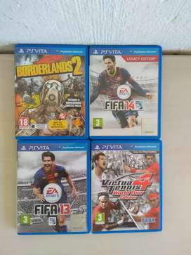 Playstation Vita Games for Sale, Prices in the ad