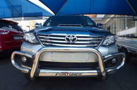 Toyota Fortuner Diesel 2013 Auto 4x4 4WD 7 Seater Reverse LIBERTY AUTO