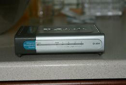 Router D-LINK DI-604