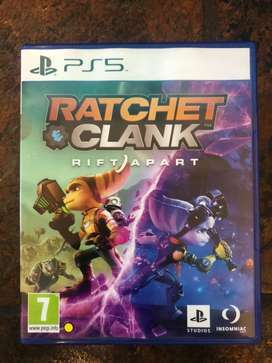 Ratchet and Clank Rift Apart PS5 for sale