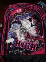 Plecak Szkolny Monster High Warszawa