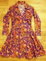 Комфортное брендовое платье Oilily производство Индия размер 46-48