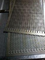 Решета к дробилкам ДДМ 500х1575 мм Толщина 1,5;2,0;3,0 мм