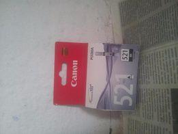 CANON CLI-521BK картридж