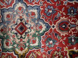 Тонкое ковровое покрывало (Дивандек) ГДР