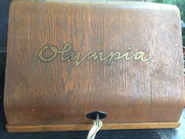 Печатная машинка Олимпия