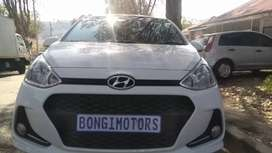 HYUNDAI i10 GRAND AUTOMATIC IN EXCELLENT CONDITION