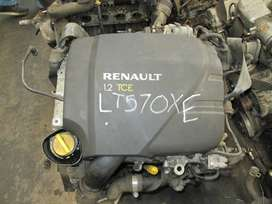 RENAULT CLIO 1.2 TURBO ENGINE