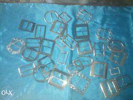 продам пряжки для женских поясов разные по размерам материалу и дизайн