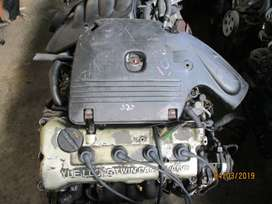 1.6 carb Nissan Sentra engine for sale