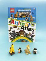 LEGO Animal Atlas Эксклюзивный Лего атлас с животными