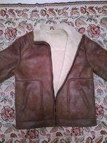 Мужская искусственная дубленка ( куртка ) зимняя 50-52 р.