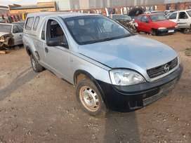Opel Corsa Utility 1.6 stripping for spares body parts and accessories