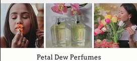 Perfumes manufactured by Petal Dew