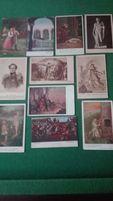 Stare polskie karty poczt. -Wymienię na konsolki, kartridże, stare gry