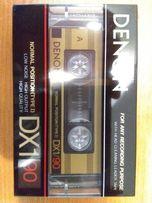 аудиокассета DENON аудио кассета