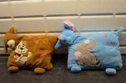poduszki zwierzaki