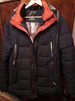 мужская куртка зимняя новая