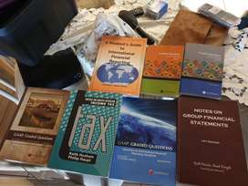 BCom Accounting Text Books