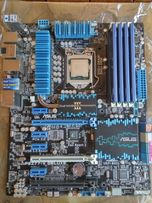 Asus P8Z77-V Deluxe LGA1155+Intel core i7-2700K+Kingston DDR3 16GB