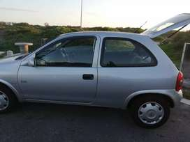 A one of a kind Opel Corsa lite 1.4i low R48000 negotiable