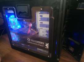 Raidmax gaming pc
