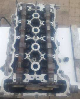 Nissan SR20DE High Port head with cams and sprockets