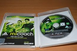 Диск для PS3 PlayStation MiCoach train with the best. Новый!
