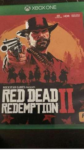 Read dead redemption xbox one