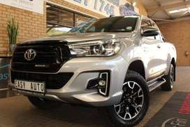 Toyota Hilux 2.8 GD-6 Legend 50 Extended Cab ( 2019 )