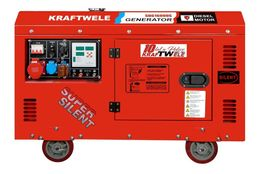 SDG16000S 3F 16кВA / Дизельний генератор KRAFTWELE GERMANY
