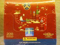 World Cup Russia nowe BOXy z kartami