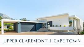 Outrageously Beautiful Home in Upper Claremont, Western Cape