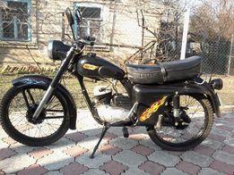 Продам мотоцикл К-125