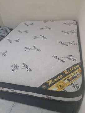 2 Months Double Bed For Urgent Sale.