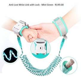 Anti-Lost Wrist Link with Lock