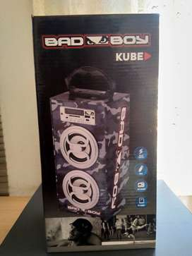 BAD BOY KUBE SPEAKERS - ONCE OFF