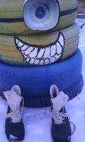 лыжная обувь