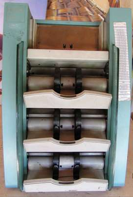 Giesecke & Devrient Numeron Banknote Counting Machine for spares only!