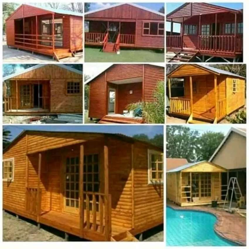Overtime Wendy House and log homes 0