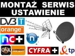 Montaż Anten Satelitarnych - Unicable i Naziemnych DVB-T