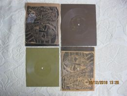 Płyty pocztówkowe – tanio lata 70 - te