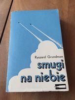 Książka Smugi na niebie