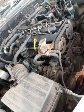 Am selling my terracan  car doesn't  start  only crank