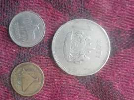 I'm selling my old Notes and Coins