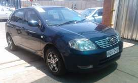 2006 Toyota Runx 1.6 for sale