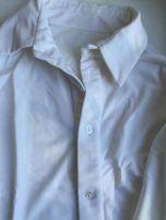 Рубашка для стандарта белая рост 150-155