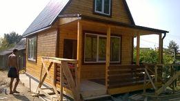 Дома деревянние каркасние